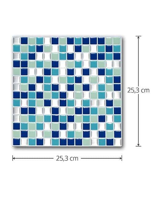 self sticky tile 10 x 10 inch