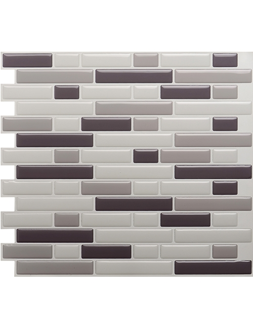 Clever Mosaics subway tile kitchen backsplash CM80102