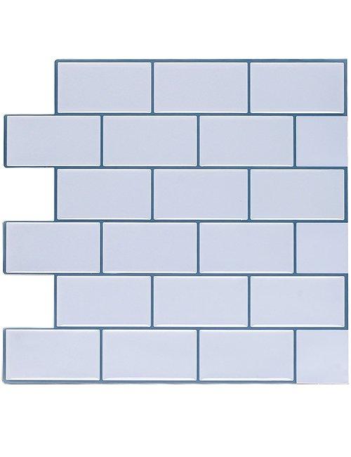 Warum und wie Sie Ihre Hauswände mit Peel und Stick Clever Mosaics Tiles auffrischen?