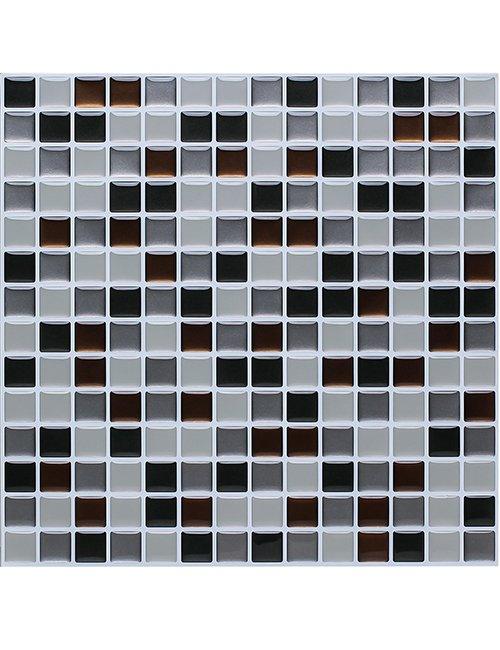Self Adhesive Mosaic Tile Backsplash Cm80225 6pcs Pack