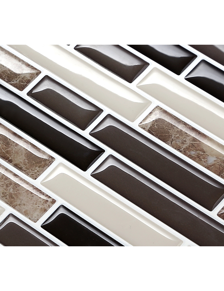 Peel and stick Clever Mosaics CM80112