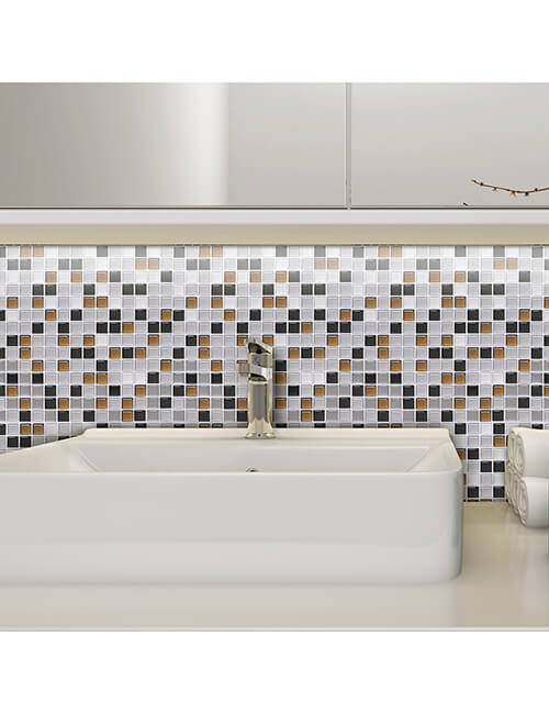 bathroom 3d mosaic tile for sale