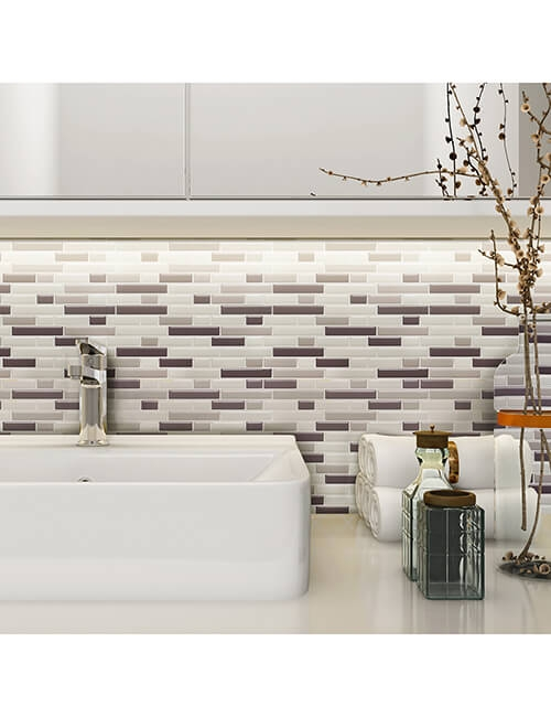 bathroom subway backsplash