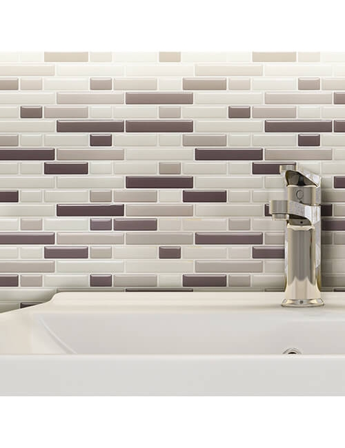 wall covering subway tile backsplash