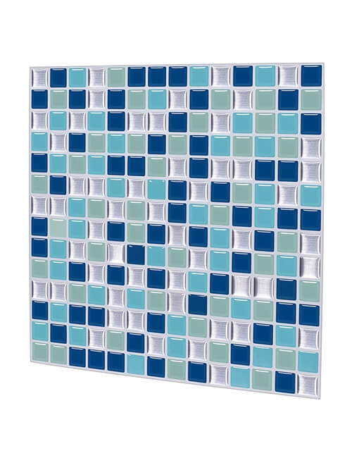 easy mosaic decoration self sticky tile