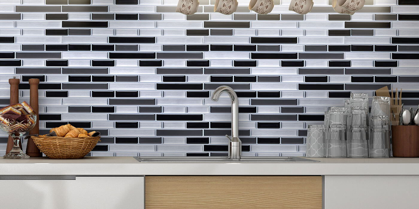 kitchen backsplash mosaic decoration