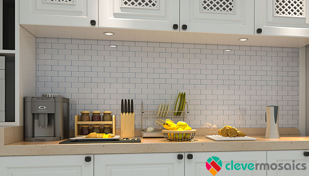 Super Peel And Stick Tile Backsplash For Kitchen Wall Mosaic Beutiful Home Inspiration Aditmahrainfo