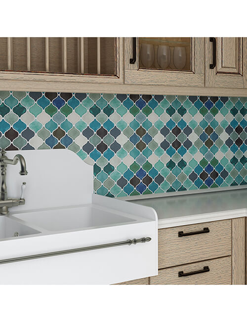 self adhesive vinyl wall tile for kitchen backsplash