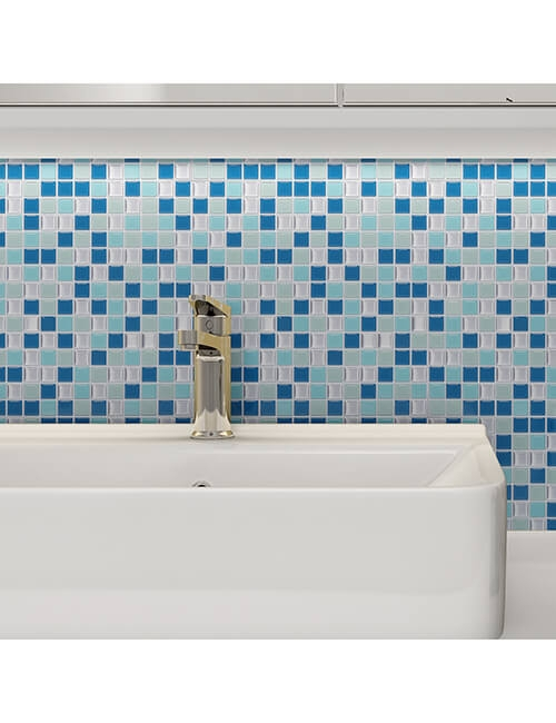 self stikcy vinyl tile