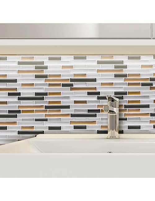 vinyl tile sheets for bathroom