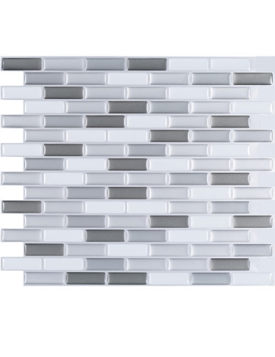 Clever Mosaics stick on smart tile
