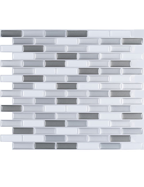 Clever Mosaics stick on smart tile
