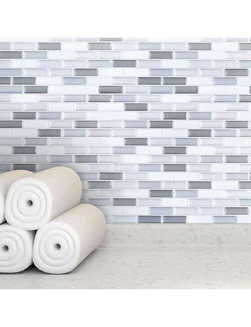 article vinyl mosaic tile