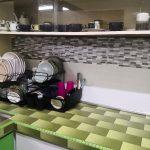 Stick On Mosaic Tile CM80129 (6pcs pack) photo review