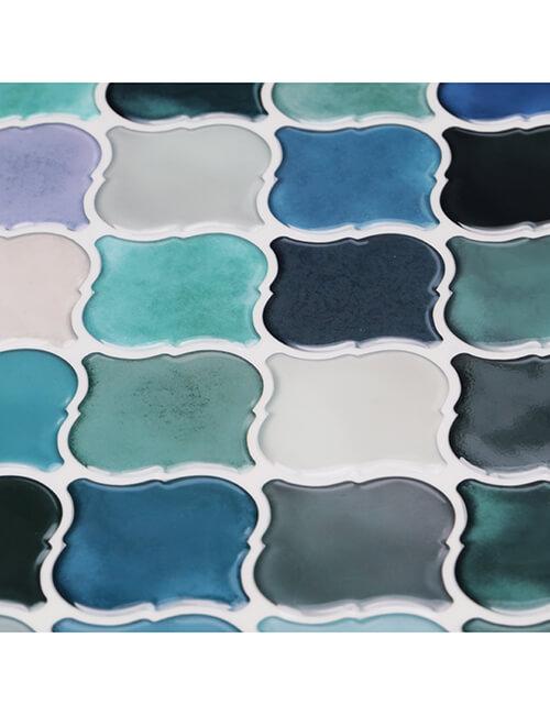 high gloss shower wall tile