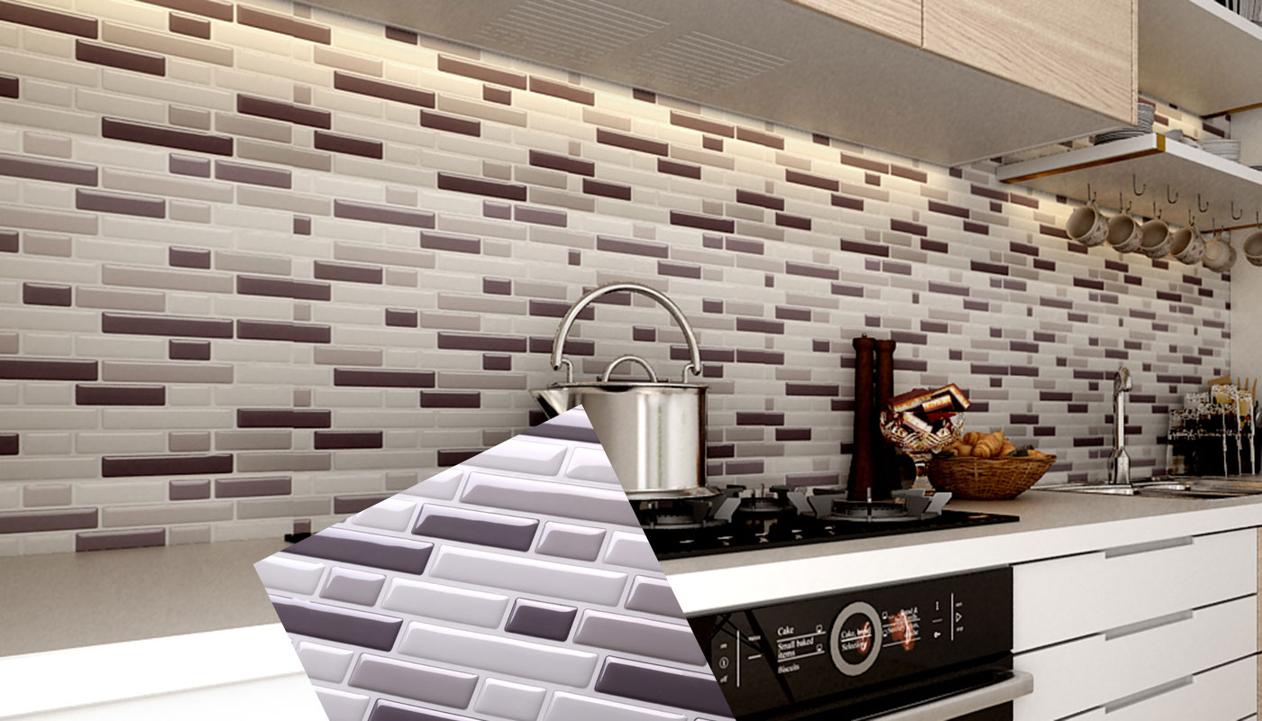 Tremendous Peel And Stick Tile Backsplash For Kitchen Wall Mosaic Download Free Architecture Designs Embacsunscenecom