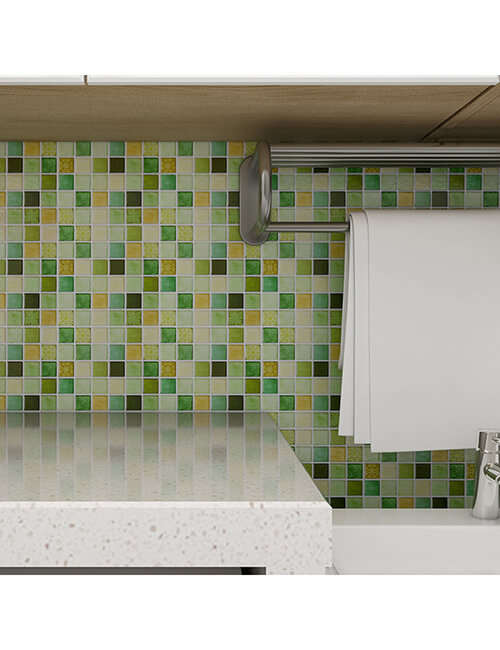 self stick backsplash