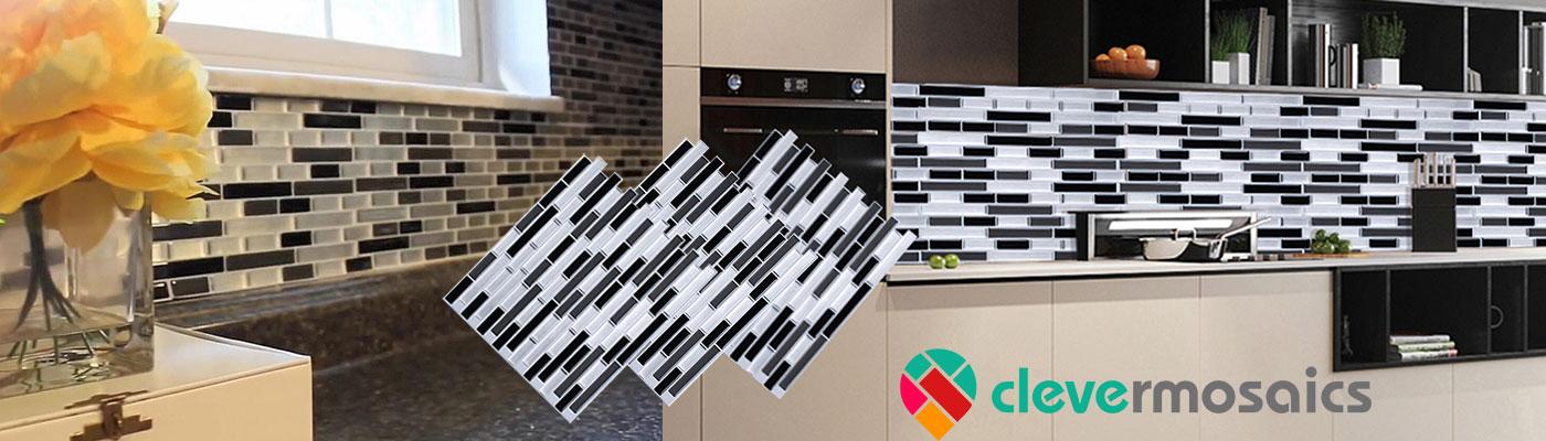 Kitchen Wall Tile Kitchen Backsplash Tile Clever Mosaics