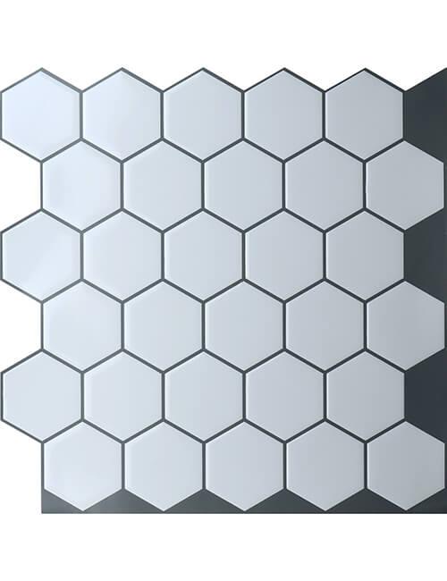 L And Stick Vinyl Tile Sticker