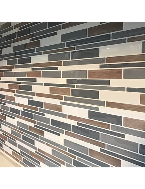 stickable tile backsplash