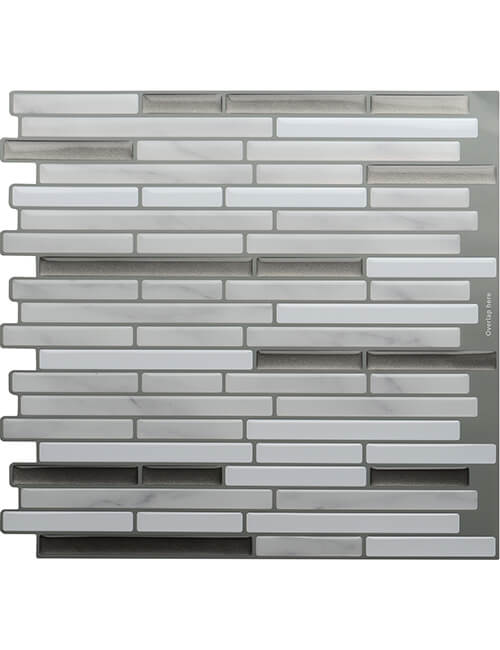 carrara mosaic tile