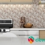 vinyl kitchen wall tile backsplash
