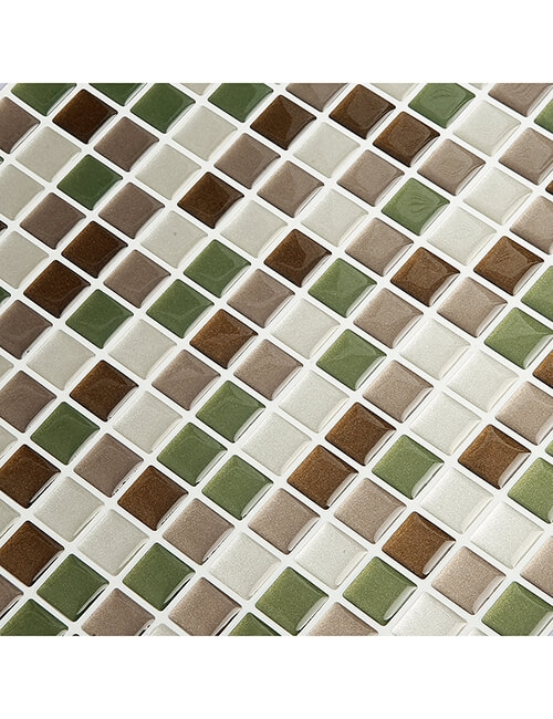mosaic sticky wall tile