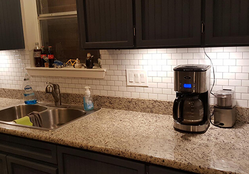 50 Cheap Kitchen Backsplash Ideas With Creative Peel Sticky Tiles