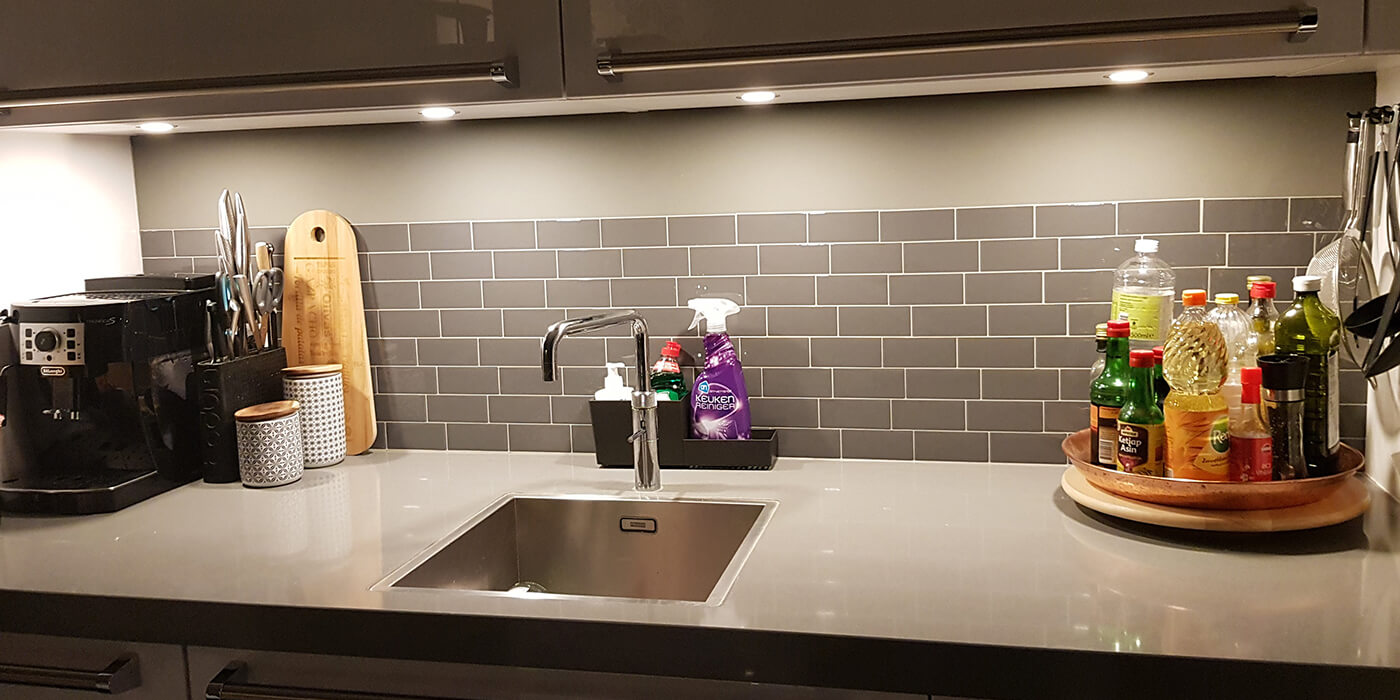 50 Cheap Kitchen Backsplash Ideas with Creative Peel Sticky ...