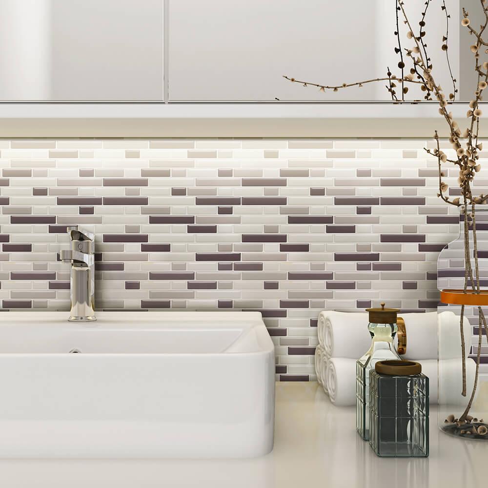 bathroom backsplash timeless and costless update ideas