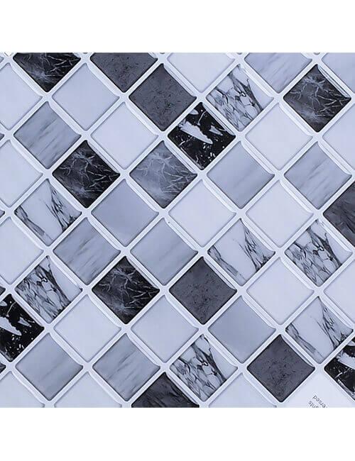 luxury marble slab backpsplash