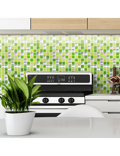 mosaic tile backsplash for room walls