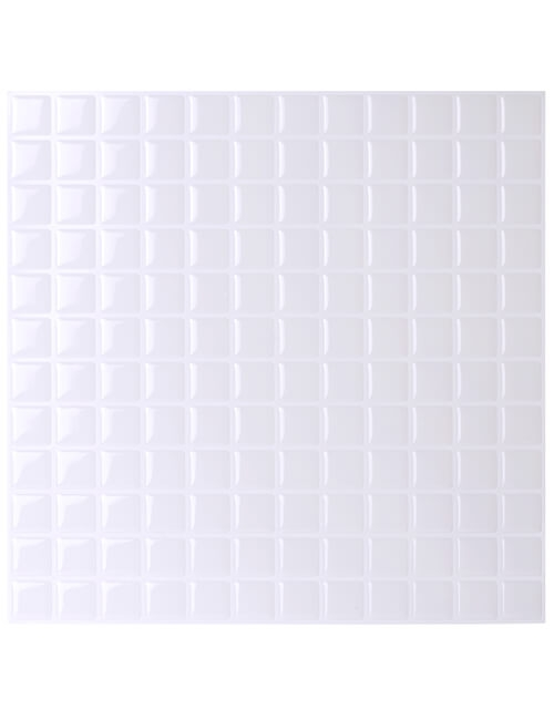 white tile peel and stick