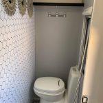 White Hexagon Tile Backsplash Peel and Stick CM81505 (6pcs pack) photo review