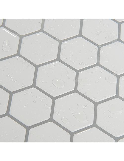 waterproof hexagon tile