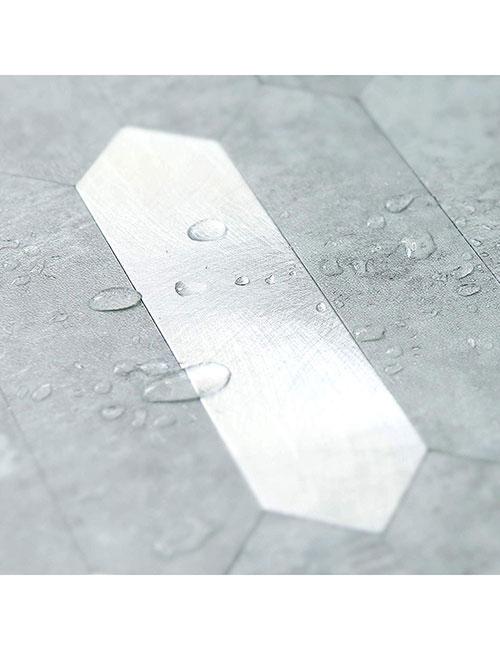 waterproof pvc stick on metal pvc tile