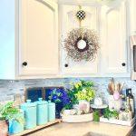 Peel Stick Milano Carrera Marble Kitchen Tile (5pcs per pack) photo review
